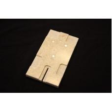 Corian Setup Block with Neodymium Magnets